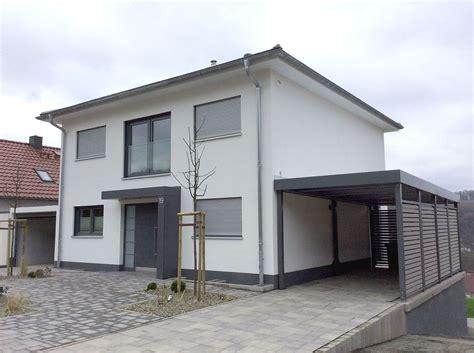Moderne Häuser Mit Carport by Vordach Eingang Eingangsbereich Carport