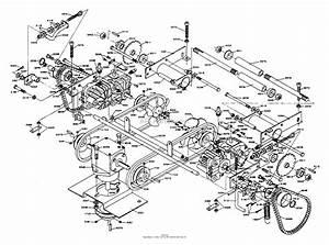 Dixon Ztr 501  1988  Parts Diagram For T