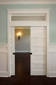 quiet please how to cut noise pollution at home wall With interior door transom ideas