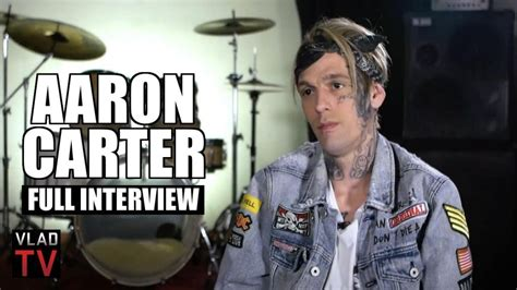 Aaron Carter on Selling 60M Albums, Beef with Nick ...
