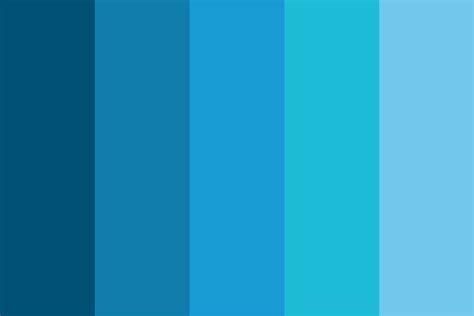 Cool Colour by Cool Blue Color Palette