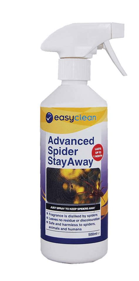 spider spray no more spiders non harmful spider stop repeller repellent deterrent spray ebay