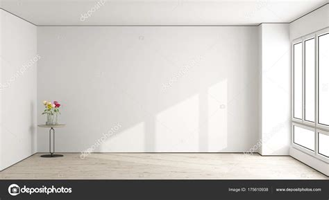 Living Room Empty Background by White Empty Living Room Stock Photo 169 Archideaphoto