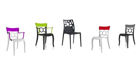 chaises colorées chaise salle a manger colorée idées d 39 images à la maison