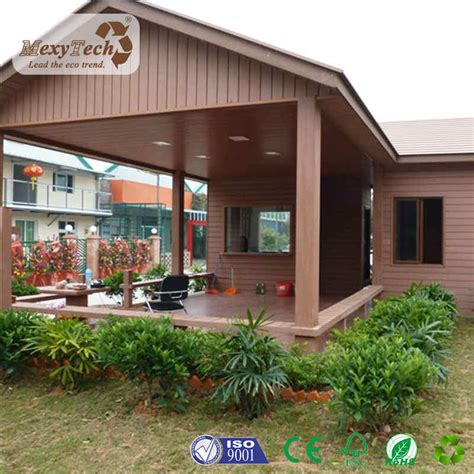 china fire resistant durable wood plastic composite wall panelwpc cladding china outdoor wall
