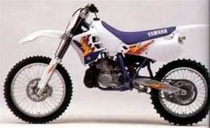 1994 Yamaha Yz250 Yz250f Factory Owner Repair Service