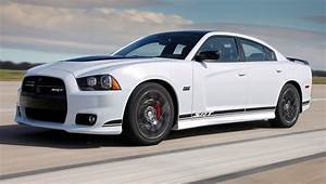 2014 Dodge Charger SRT Top Speed