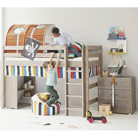 Flexa High Bed Classic by Flexa Classic Mid High Bed Beds Digs