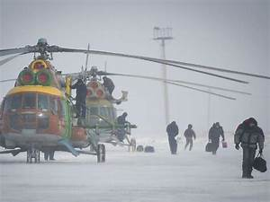 NASA - Russian Search and Rescue Personnel