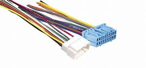 Metra Bt-1721-a 2002 - 2006 Acura Rsx Type-s Car Radio Wire Harness