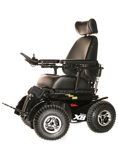 x8 4x4 electric wheelchair magic mobility
