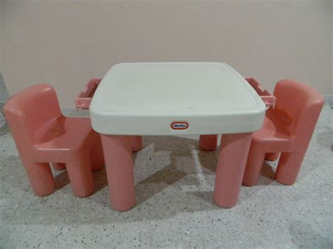 save on toys little tikes table chairs pink set
