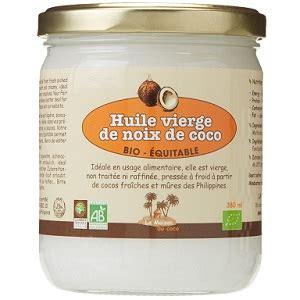 classement comparatif top huiles de noix de coco en oct 2017