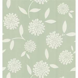 Wallpaper Home Depot. Affordable Jessamine Taupe Floral Trail Wallpaper Sample With Wallpaper ...