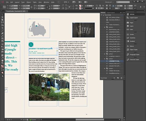 in design software adobe indesign cc
