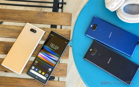 sony xperia 10 and xperia 10 plus in for review universmartphone