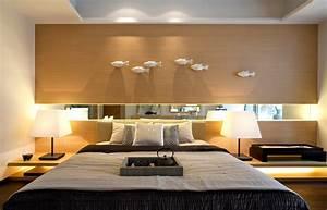 Schlafzimmer Design Ideen : coole deko ideen schlafzimmer mit spiegel und moderne schlafzimmer einrichtung mit ~ Sanjose-hotels-ca.com Haus und Dekorationen