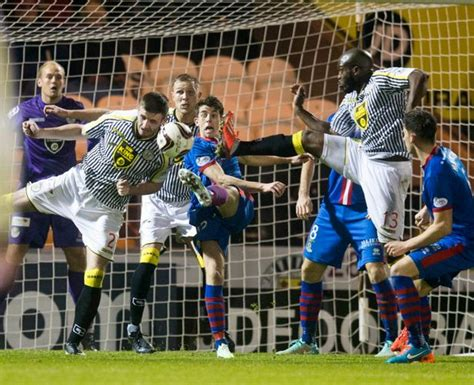 St Mirren star Isaac Osbourne: We need to learn from ...