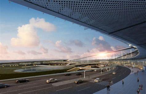 incheon international airport passenger terminal  design