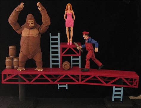 What Does Gorilla Grodd Have In Common With Donkey Kong