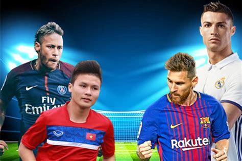 Quang Hải Sánh Ngang Ronaldo, Messi Trên Báo Anh  Tin Tức