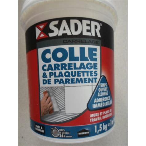 colle plaquette de parement exterieur colle carrelage plaquettes de parement 1 5kg sader mondecor