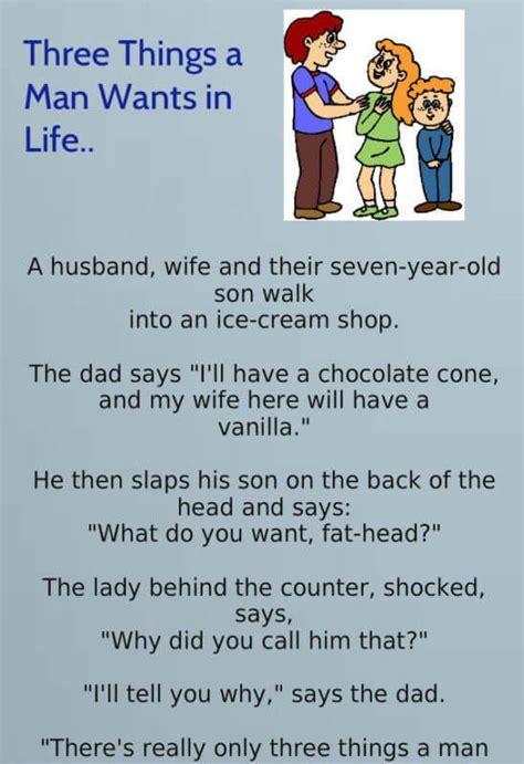 man   life funny joke   day