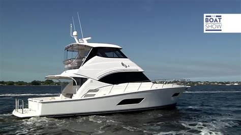 The Boat Review by Eng Riviera 50 Review The Boat Show