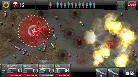 zombie war toucharcade game greatness updates screen mzl
