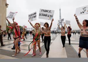 Femen Sharia | Free Images at Clker.com - vector clip art ...