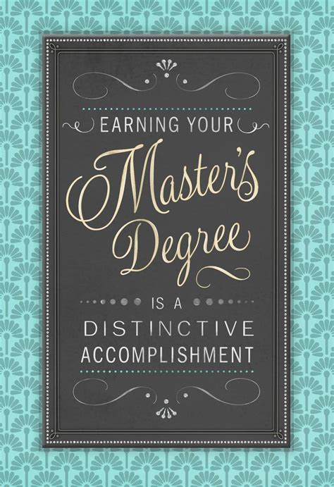 How Do You Write Your Master S Degree On Your Resume by Congratulations On Your Master S Degree Graduation Card Greeting Cards Hallmark