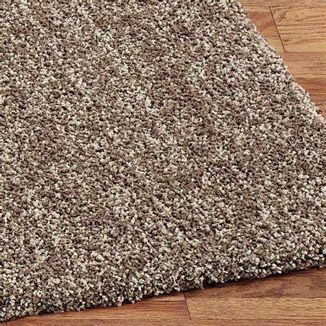 shag area rug frosted luxury soft plush shag area rugs