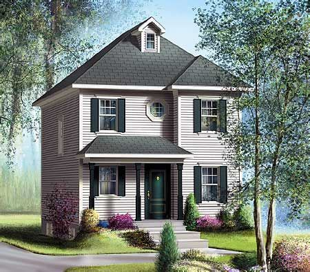 Plan 80546PM in 2020 Architectural design house plans