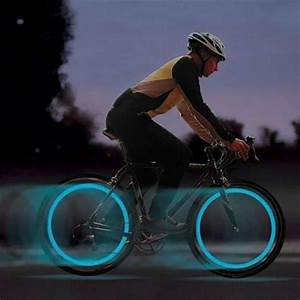 4pc Pack LED NEON COLORED Lights for Bikes Cars and