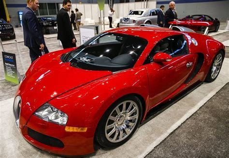 Sign up for free today! Most ridiculous car at the 2014 Chicago Auto Show? Bugatti Veyron - Orlando Sentinel