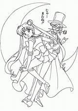 Sailor Moon Coloring Luna Drawing Sheets Festival Sailormoon Serenity Tuxedo Random Colouring Printable Mask Adult Scouts Queen Getdrawings Chibi Kamen sketch template