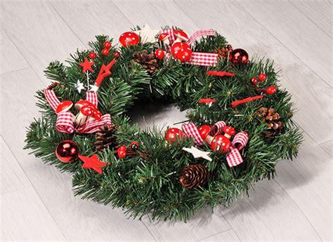 Weihnachtskranz Kranz Weihnachten Türkranz Advent