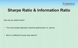 Sharpe Ratio & ... Sharpe Ratio