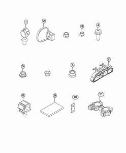 2016 Ram Promaster City Wagon Slt Clip  Wiring