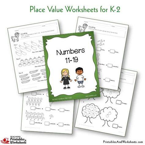 pick print place    worksheets printables