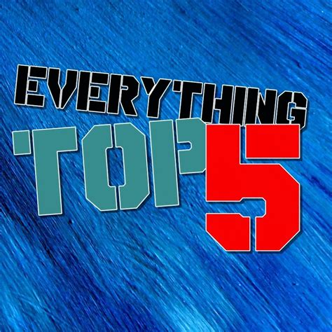 Everything Top5 - YouTube