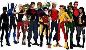 6 Reasons To Get Excited for Young Justice Season 3 | A ...