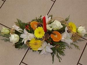 Art Floral Centre De Table Noel : centre de table no l photo de art flo composition de table closcrapflower ~ Melissatoandfro.com Idées de Décoration