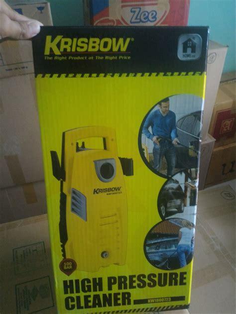 Alat Cuci Motor Krisbow jual mesin cuci mobil motor krisbow high pressure cleaner