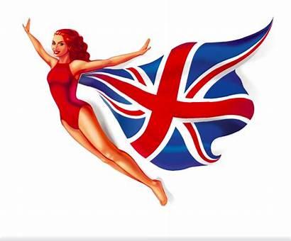 Virgin Atlantic Rey Flying Lady Oscar Introduces
