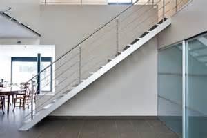 Escalier Alu by Escalier Droit Marche Alu Rambarde Inox Divinox