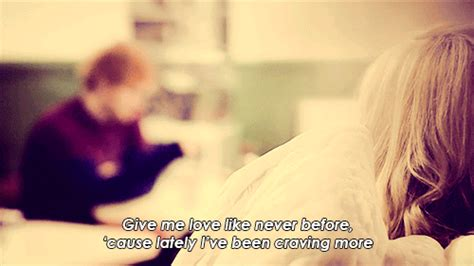 Give Me Love Ed Sheeran Quotes. QuotesGram