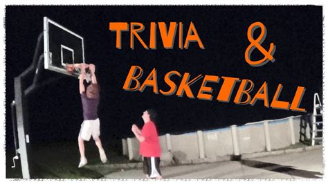 trivia winners  basketball youtube