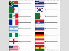 World Flags EnchantedLearningcom