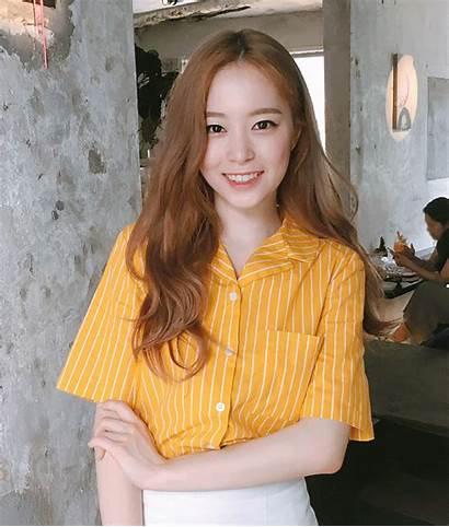 Loose Shirt Short Stripe Mixxmix Sleeve Src